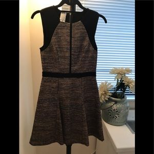 Ali Roe fit and flair dress